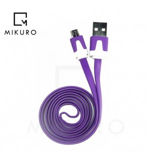 3 Meter Flat Design Micro USB Cable For Android Phone & Other Devices